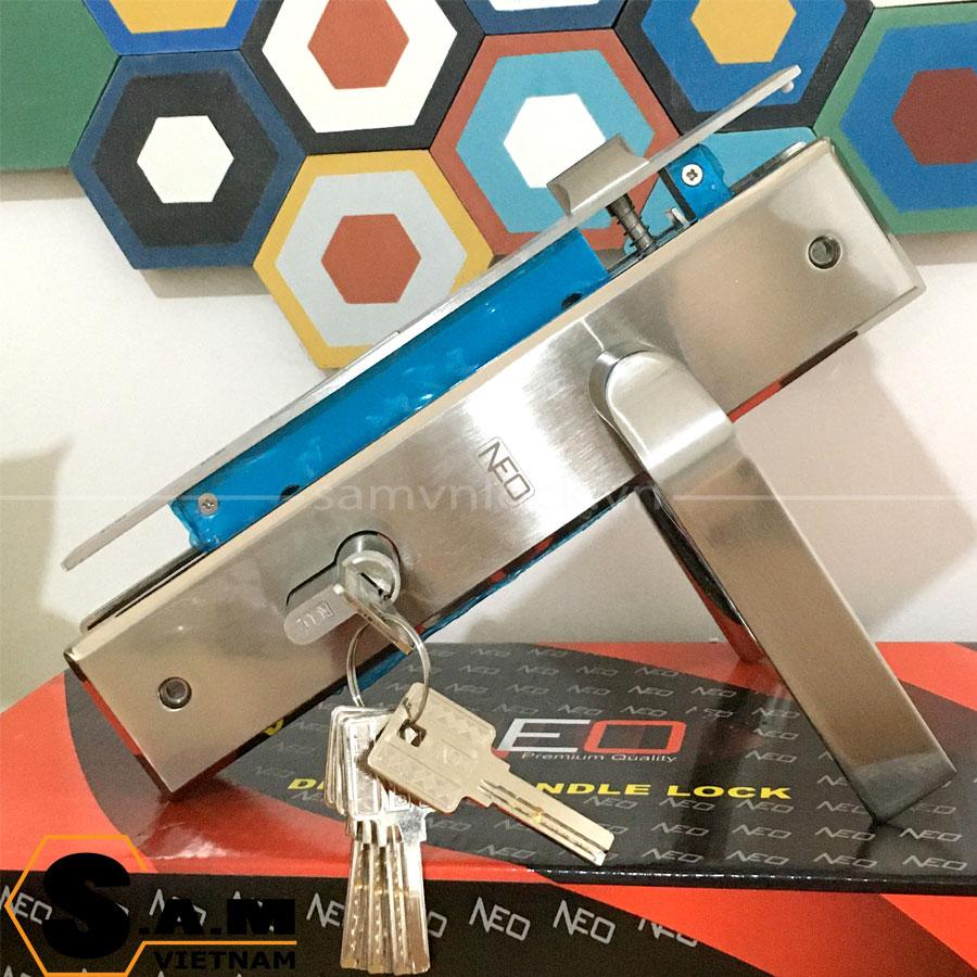 Khóa tay gạt hợp kim NEWNEO L82136 260mm