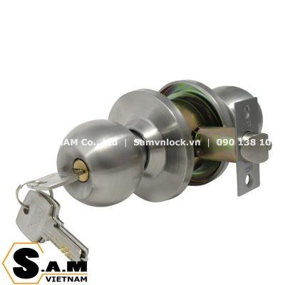 Khóa tròn NewNEO 3371L/SS cò 90mm có chìa