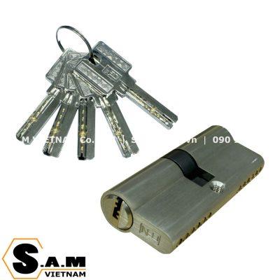 Ruột khóa 2 đầu chìa NewNEO L80/5C 80mm