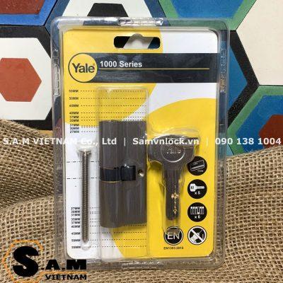 Ruột khóa 2 đầu chìa 70mm YALE 10-1002-3535-00-22-01