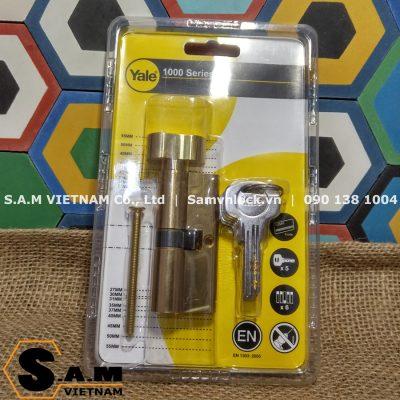 Lõi khóa chốt chìa YALE 10-1003-3535-CK-02-01 Series 1000