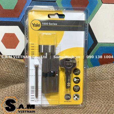 Lõi khóa YALE 10-1003-3535-CK-22-01 chốt chìa