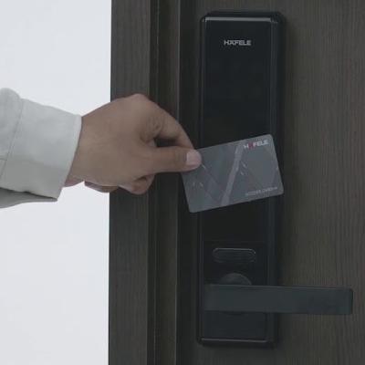 Có nên dùng khóa từ Hafele?