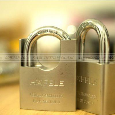 Tiết kiệm chi phí với ổ khóa Hafele