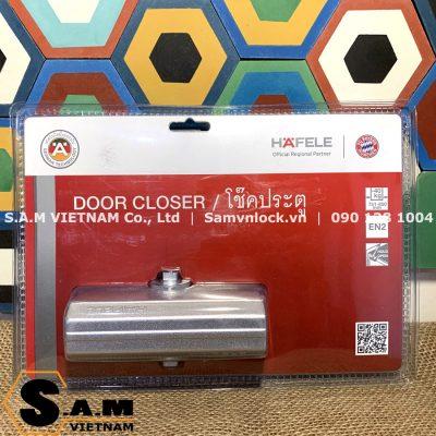 Cùi chỏ hơi có dừng Hafele 489.30.012 cửa nặng 45kg