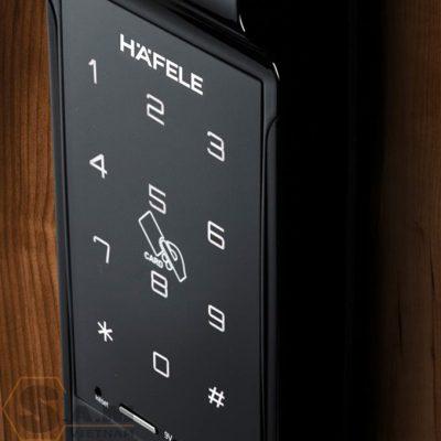 Hướng dẫn cách đổi mật khẩu khóa Hafele