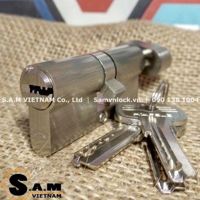 Ruột khóa chốt chìa Hafele 489.56.004 71mm