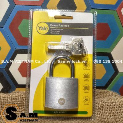 Khóa bấm Yale Y120B/50 size 50mm