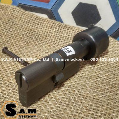 Ruột khóa vệ sinh màu đen Hafele 916.64.292