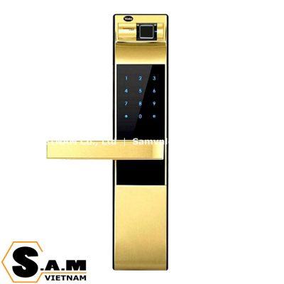 Khóa điện tử vân tay Yale YDM4109A GOLD