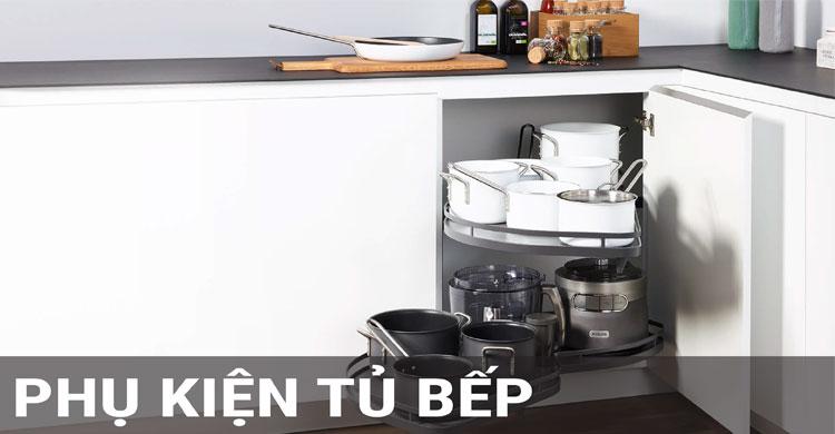 Bộ sưu tập phụ kiện tủ bếp tại Samvnlock.vn