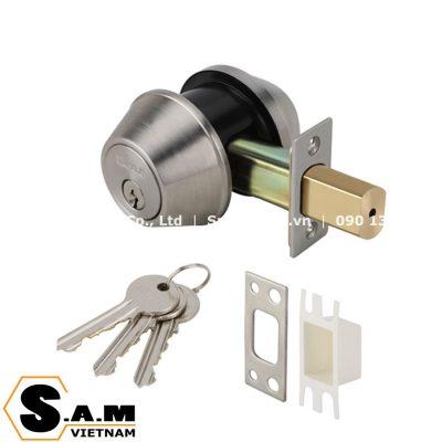 Khóa cóc 2 đầu chìa Hafele 911.64.278 loại lớn