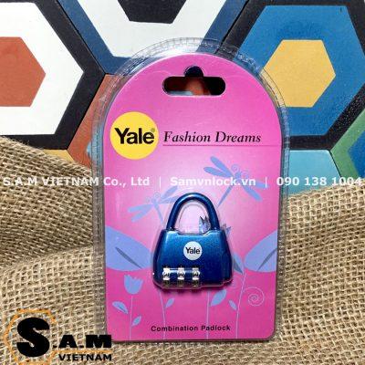 Khóa vali Yale Y-NOVELTY-2 xanh ngọc