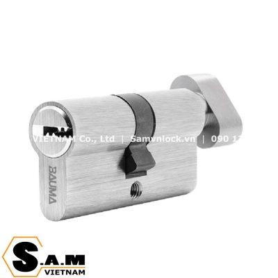 Ruột khóa chốt chìa Bauma 916.87.822 chiều dài 60mm