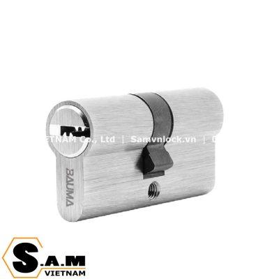 Ruột khóa 2 đầu chìa Bauma 916.87.824 chiều dài 60mm