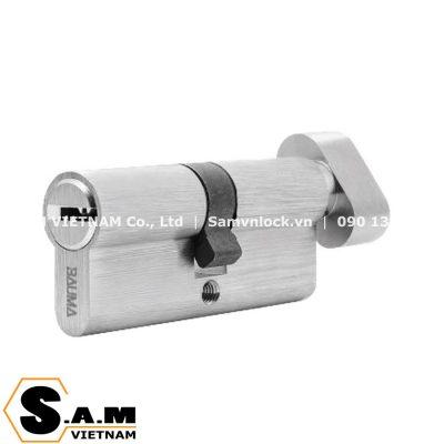 Ruột khóa vặn chìa Bauma 916.87.826 chiều dài 70mm