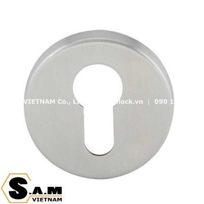Phụ kiện nắp che ruột khóa Hafele 903.52.907 mỏng 7mm